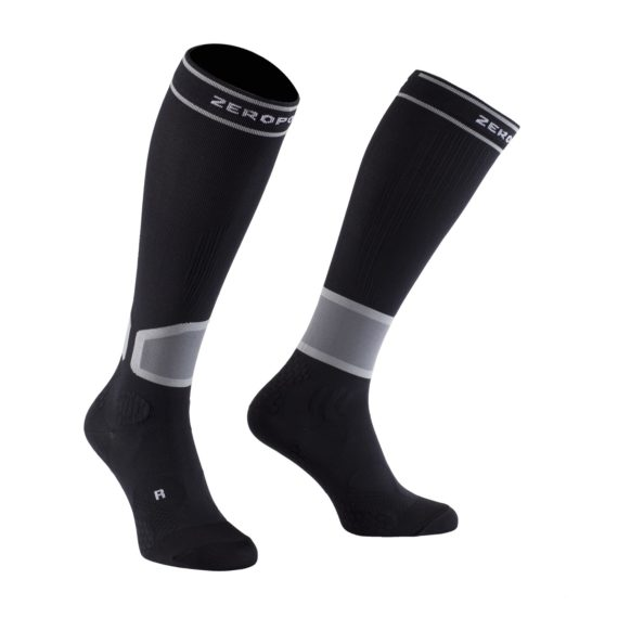 Team calf compression Intensive sock Black 1 Zeropoint
