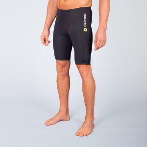 Zeropoint_compression_shorts_yellow_men_1