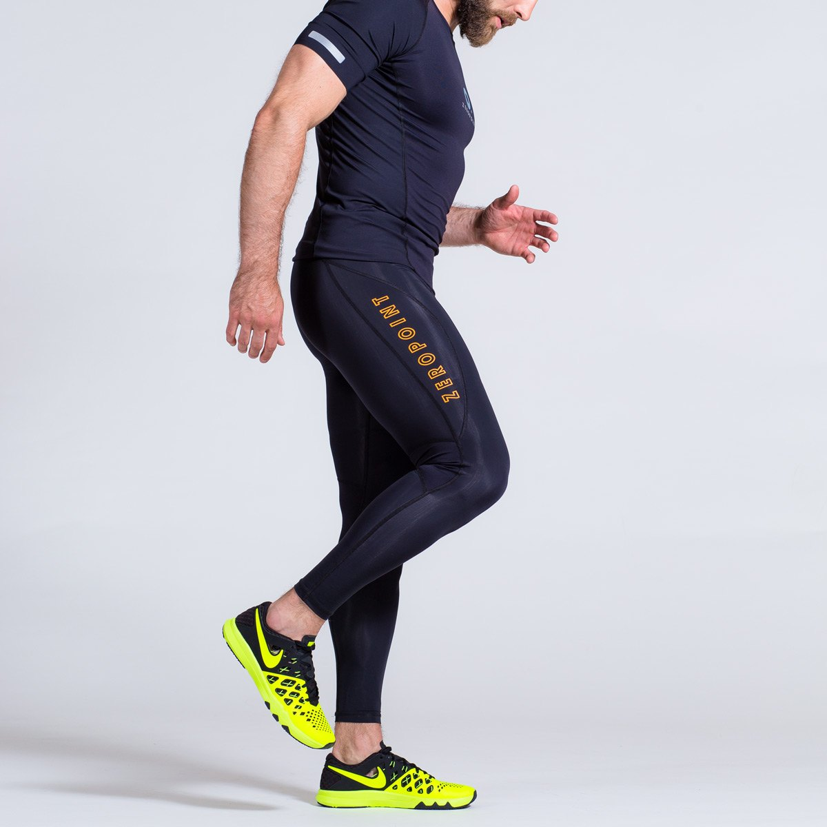c32d14269ce Shop Renewed Athletic Compression Tights