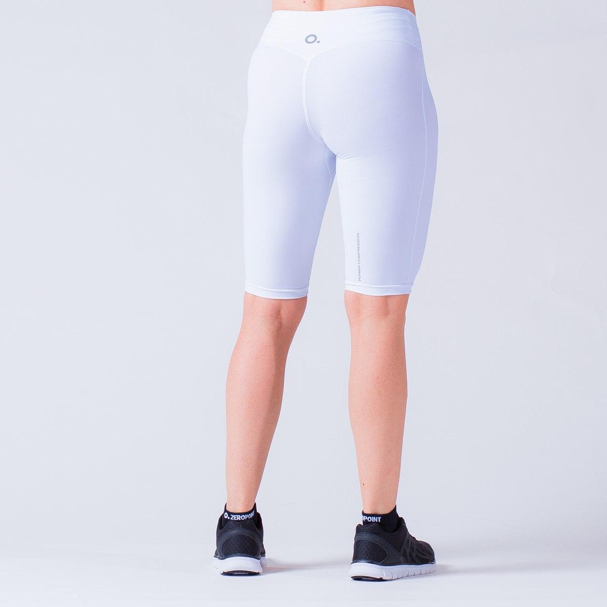 compression-shorts-white-4. Zeropoint compression shorts women 1781e2d992