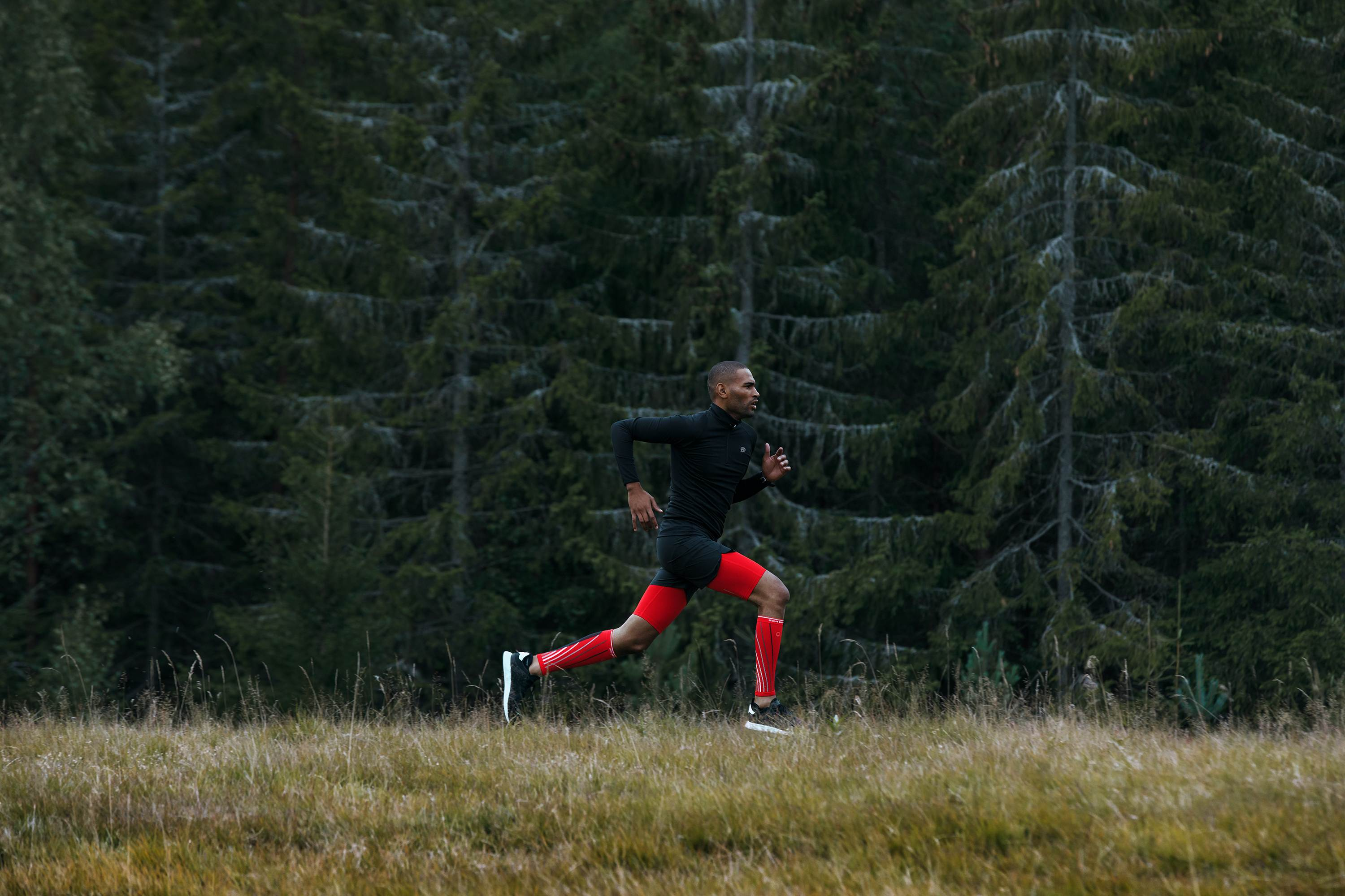 Compression Wear for Running- Zeropoint